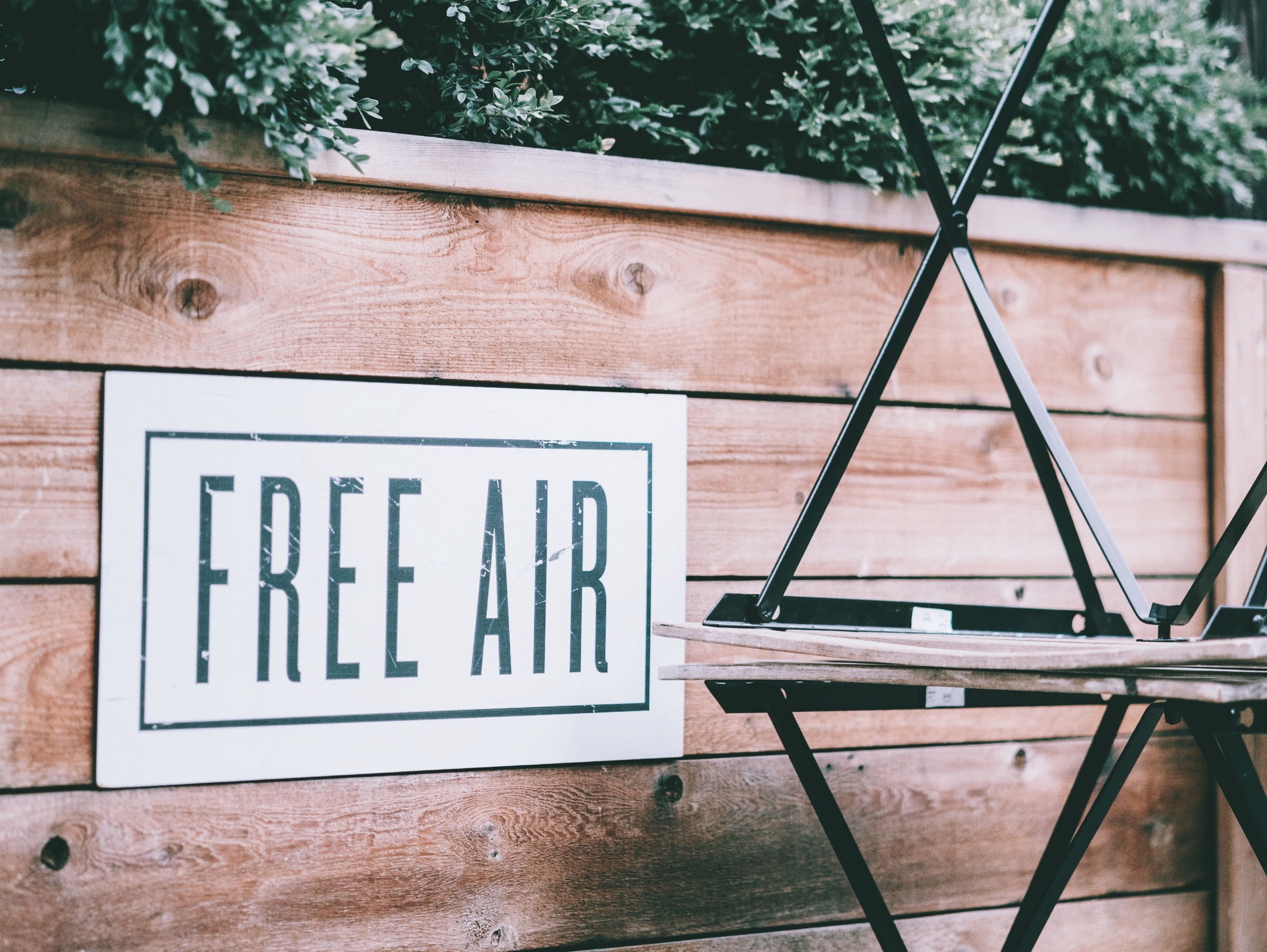 Image of Sustainability free air